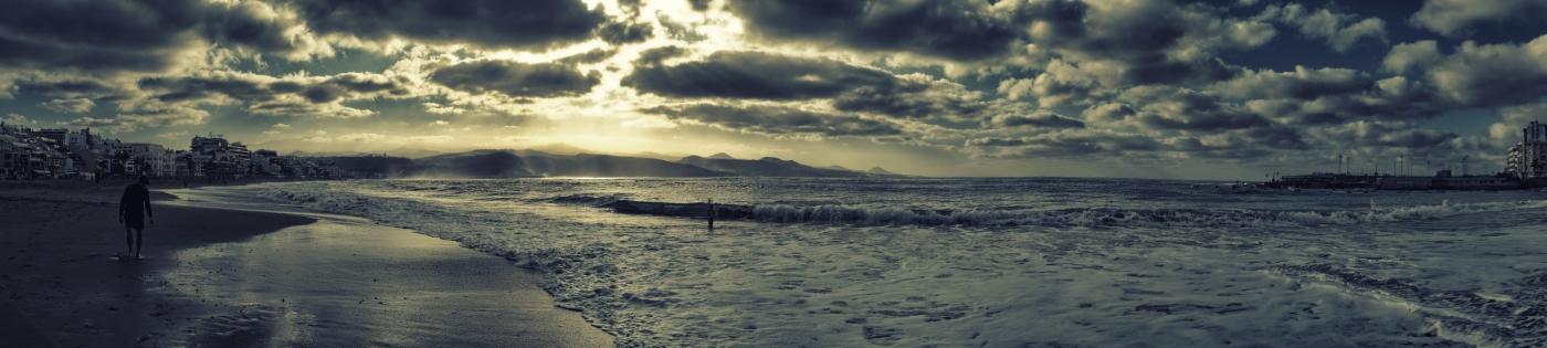 Playa Las Palmas De Gran Canarias